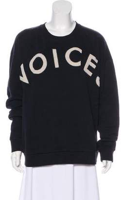 Each X Other Crew Neck Sweater
