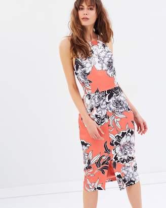 Cooper St Ember Blooms High Neck Dress