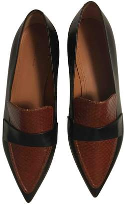 Celine Leather Flats