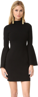 Milly Swing Sleeve Dress $335 thestylecure.com