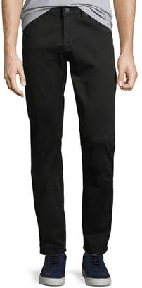 DL1961 DL 1961 Men's Russell Slim-Straight Jeans, Coal