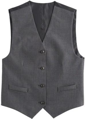 Chaps Boys 4-20 Reversible Vest