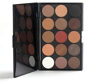 Pure Vie® Professional 15 Colors EyeShadow Palette Makeup Contouring Kit