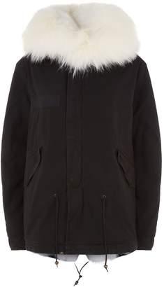 Mr & Mrs Italy Fur Lined Parka