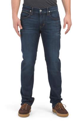 Byron Straight Leg Zip Fly Jeans