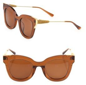 Gentle Monster Chi Chi 50MM Square Sunglasses $235 thestylecure.com