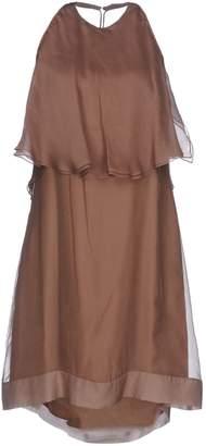 Brunello Cucinelli Knee-length dresses - Item 34761619LI