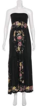 Missoni Silk Floral Dress