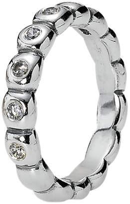 Pandora Hope Silver Cz Ring
