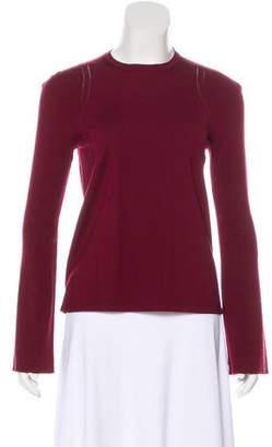Camilla And Marc Long Sleeve Wool Top