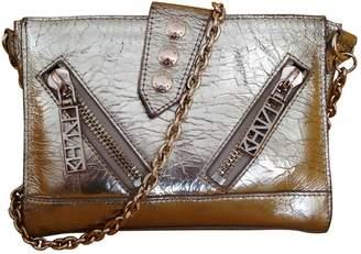 Kenzo Patent leather crossbody bag