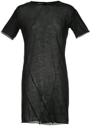 Army Of Me longline T-shirt
