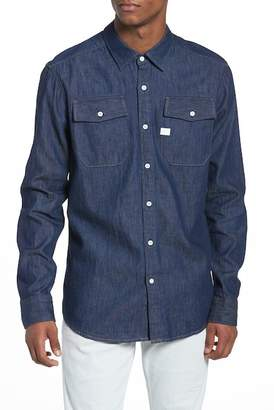 G Star Landoh Craser Denim Shirt