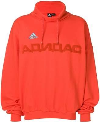 Gosha Rubchinskiy Adidas printed hoodie