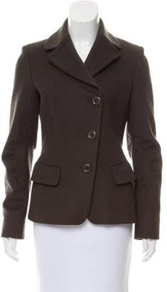 HUGO BOSS Boss by Double-Breasted Wool Jacket