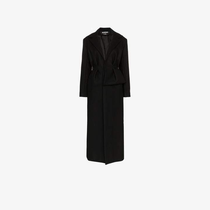 Le manteau Aissa Long Coat