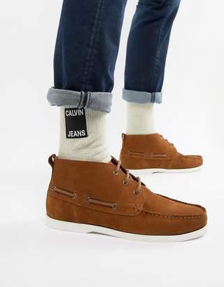 Calvin Klein Jeans Socks in Slouch Rib