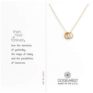 Dogeared Then, Now and Forever Necklace Necklace