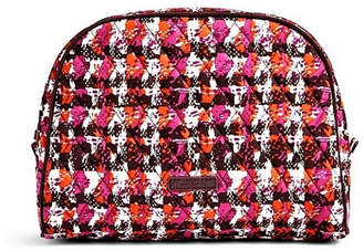 Vera Bradley Houndstooth Tweed Cosmetic Bag