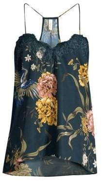 MAISON DU SOIR Giselle Floral Camisole