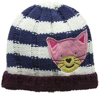 Esprit Baby Girls 0-24m RI9010B Bonnet Scarf Hat,(Manufacturer Size:80)