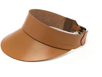 AWESOME NEEDS Leather Visor
