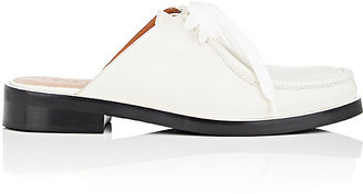 Derek Lam Women's Charlys Leather Mules $795 thestylecure.com