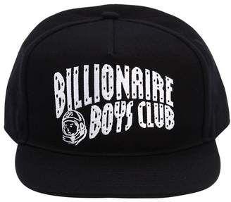 Bbc-Billionaire Boys Club Logo Snapback Hat