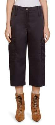Loewe Cropped Cargo Trousers
