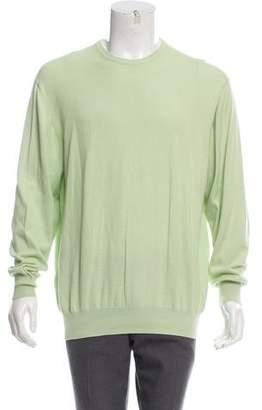 Loro Piana Knit Crew Neck Sweater