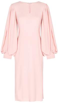 Osman Maddy Puff Sleeves Dress