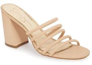 Jessica Simpson Fixton Strappy Slide Sandal