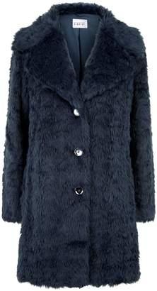 Claudie Pierlot Faux Fur Coat