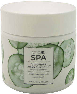 CND 15Oz Spa Cucumber Heel Therapy Intensive Treatment