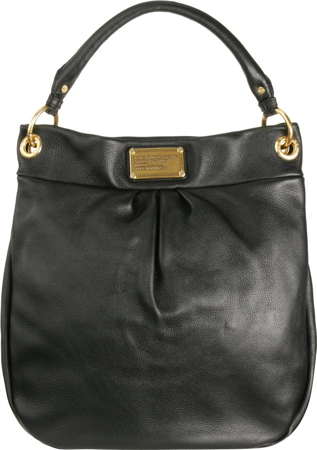 Marc By Marc Jacobs Hillier Leather Hobo