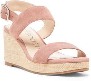 Sole Society Cimme Wedge Sandal