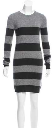 Stella McCartney Wool-Cashmere Sweater Dress