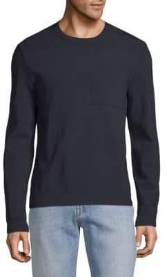 Valentino Crewneck Jersey Sweater