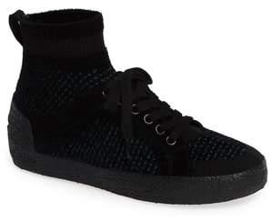 Ash High Top Sneaker