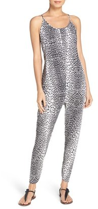 Women's Pilyq Cover-Up Jumpsuit $160 thestylecure.com