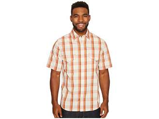 Woolrich Desert View Shirt Men's Short Sleeve Button Up