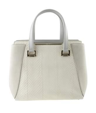 Jimmy Choo White Exotic leathers Handbags