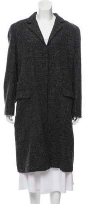 Malo Alpaca Knit Coat