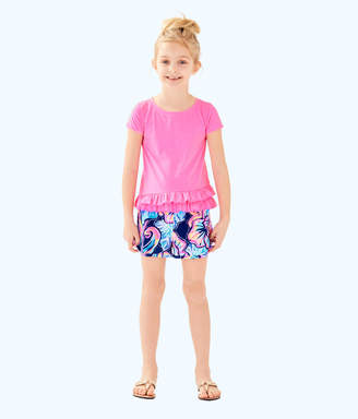 Lilly Pulitzer Girls Ceclie Short
