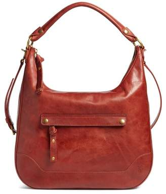 Frye Melissa Large Leather Hobo