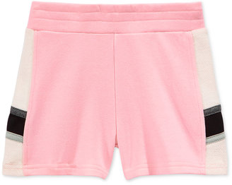Champion Colorblocked French Terry Shorts, Toddler & Little Girls (2T-6X) $14 thestylecure.com