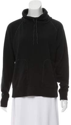 Alexander Wang Knit Pull-Over Sweatshirt