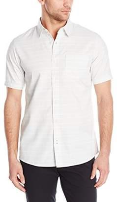 Burnside Men's Society Short Sleeve Shirt