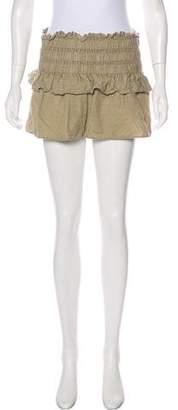 Etoile Isabel Marant Ruffle Mini Skirt