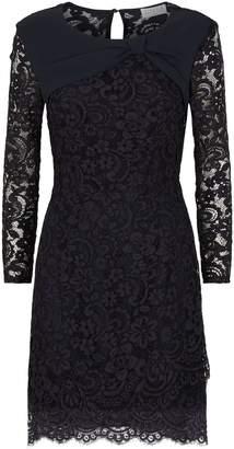 Claudie Pierlot Long-Sleeved Lace Dress